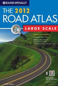 Rand McNally Large Scale Road Atlas 9780528003431