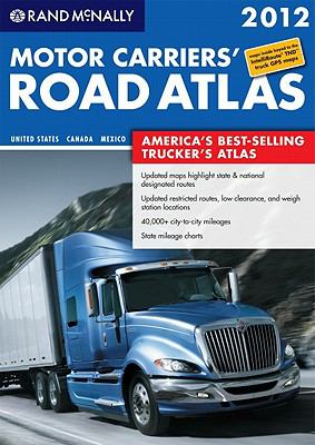 Rand McNally Motor Carries Road Atlas 9780528003455