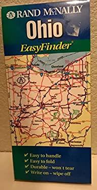 Rand McNally Ohio Easyfinder Map