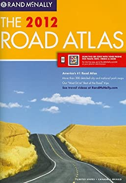 Rand McNally Road Atlas: United States, Canada, Mexico 9780528003363
