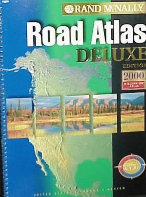 Rand McNally Road Atlas 9780528841477