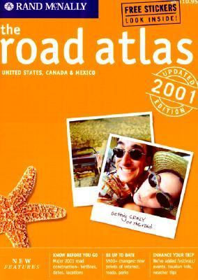 Rand McNally Road Atlas: United States/Canada/Mexico 9780528903175