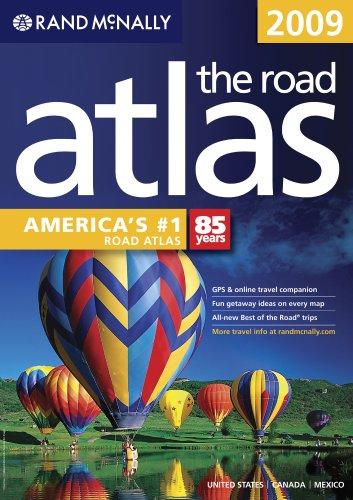 Rand McNally Road Atlas: United States/Canada/Mexico 9780528942013