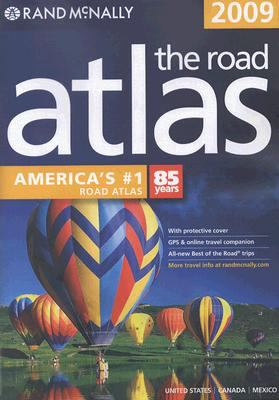 Rand McNally Road Atlas: United States/Canada/Mexico