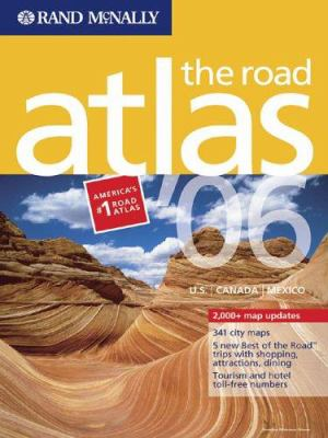 Rand McNally Road Atlas 9780528957901
