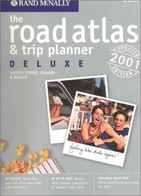 Rand McNally Road Atlas & Trip Planner 9780528843143