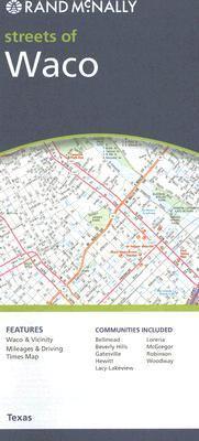 Rand McNally Streets of Waco 9780528869204
