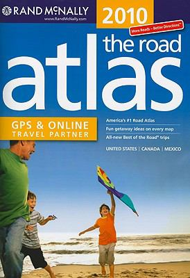 Rand McNally the Road Atlas: United States/Canada/Mexico 9780528942488