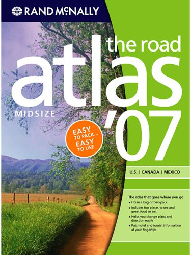 Rand McNally the Road Atlas: Midsize 9780528958304
