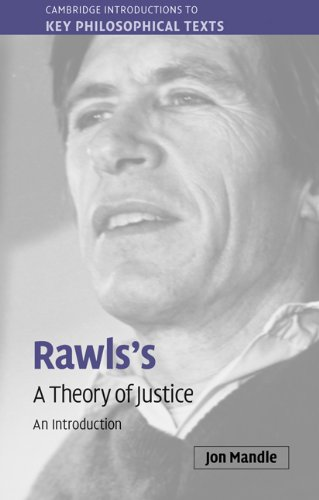 Rawls's 'A Theory of Justice': An Introduction