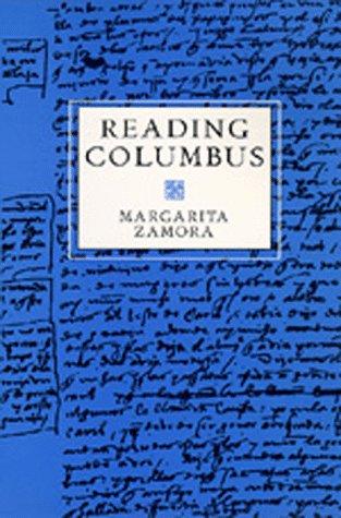 Reading Columbus 9780520082977