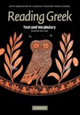 Reading Greek: Text and Vocabulary 9780521698511