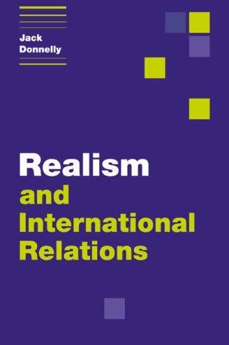 Realism and International Relations 9780521597524