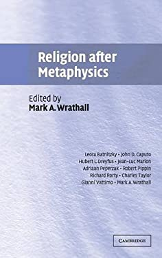 Religion After Metaphysics 9780521824989