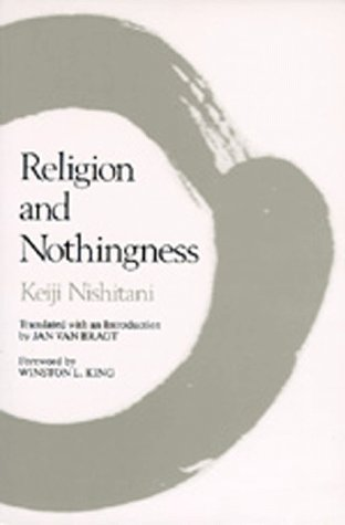 Religion and Nothingness 9780520049468