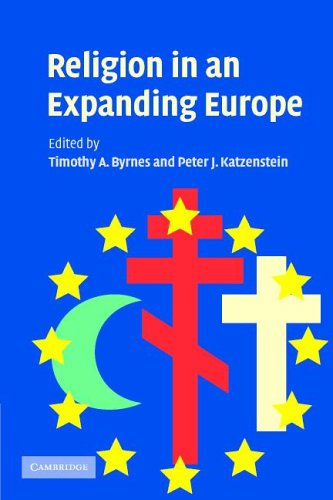 Religion in an Expanding Europe 9780521676519