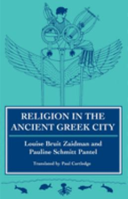 Religion in the Ancient Greek City 9780521423571