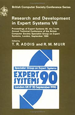 Research and Development in Expert Systems VII 9780521404037