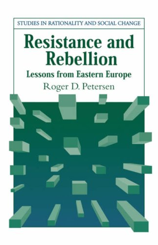 Resistance and Rebellion: Lessons from Eastern Europe 9780521035156