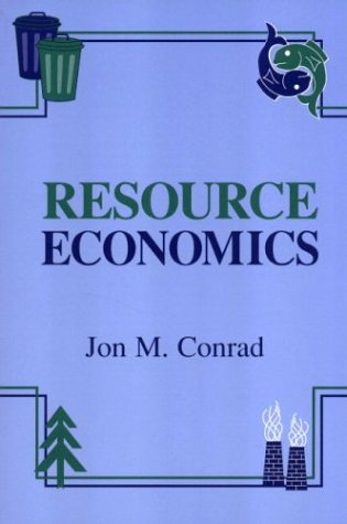 Resource Economics 9780521649742
