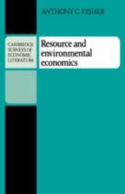 Resource and Environmental Economics 9780521285940