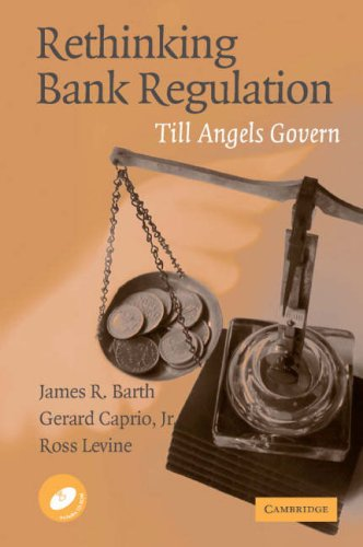 Rethinking Bank Regulation: Till Angels Govern 9780521709309