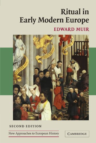Ritual in Early Modern Europe 9780521602402