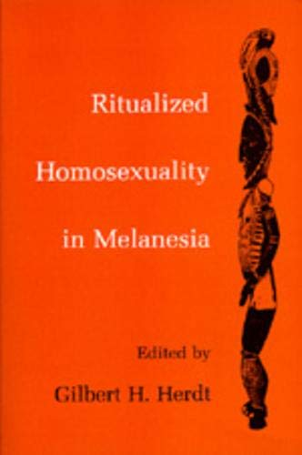 Ritualized Homosexuality in Melanesia