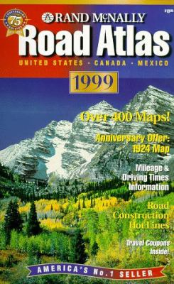 Road Atlas: United States-Canada-Mexico 9780528840203