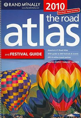 Road Atlas and Festival Guide 9780528942556
