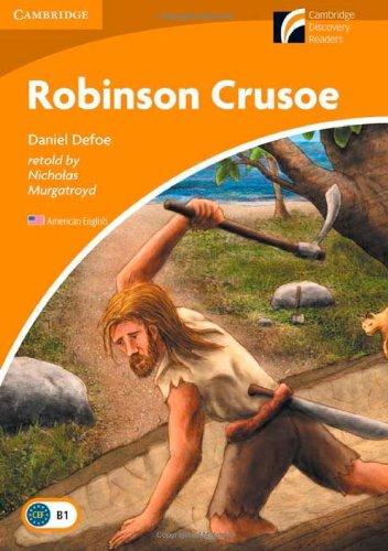 Robinson Crusoe - Defoe, Daniel / Murgatroyd, Nicholas