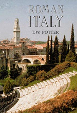 Roman Italy 9780520069756