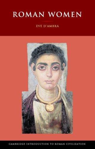 Roman Women 9780521521581