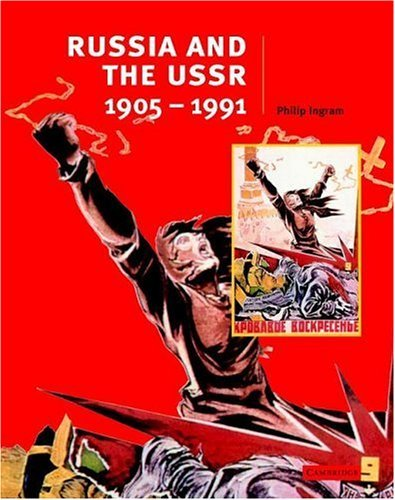 Russia and the USSR, 1905 1991 9780521568678
