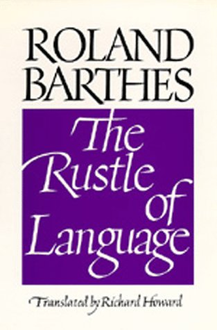 Rustle of Language 9780520066298