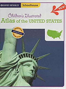 Schoolhouse Illustrated Atlas of the United Stat 9780528934599