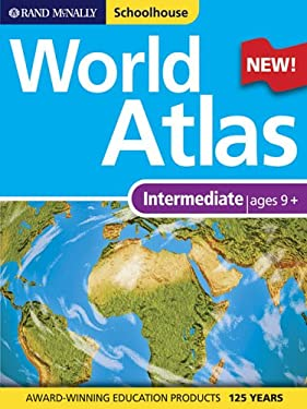 Schoolhouse Intermediate World Atlas