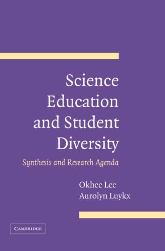 Science Education and Student Diversity: Synthesis and Research Agenda 9780521676878