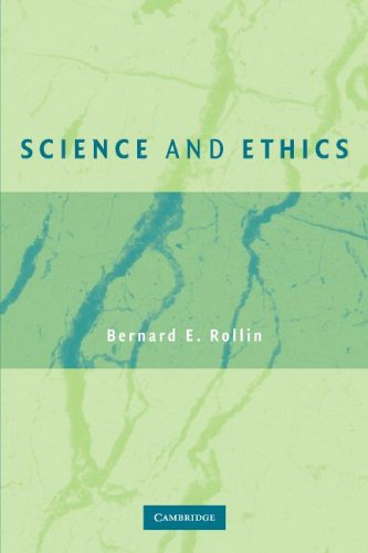 Science and Ethics 9780521674188