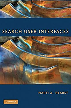 Search User Interfaces 9780521113793