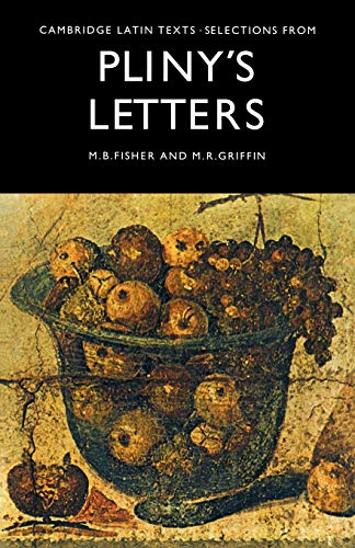 Selections from Pliny's Letters 9780521202985