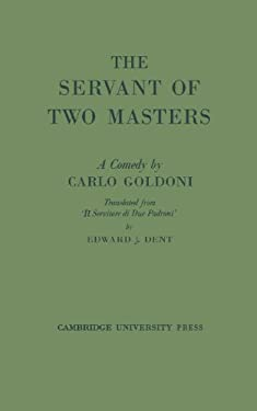 The Servant of Two Masters 9780521078504