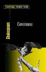 Shakespeare Coriolanus 9780521538596
