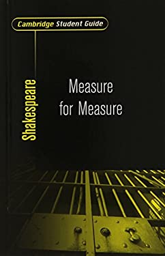 Shakespeare Measure for Measure 9780521538503
