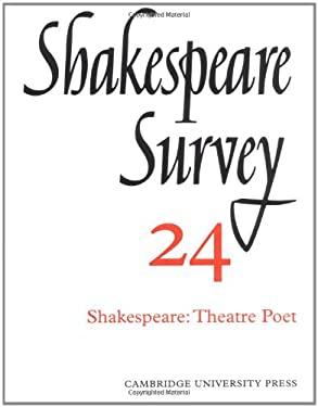 Shakespeare Survey 9780521523615