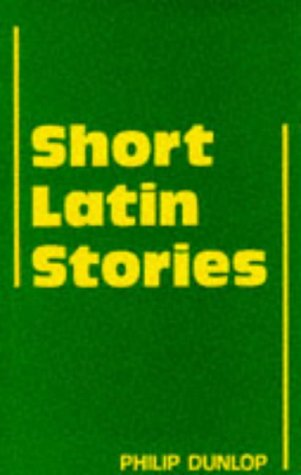 Short Latin Stories 9780521315920