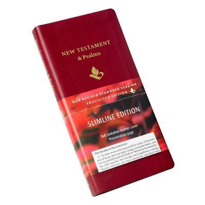 Slimline New Testament & Psalms Anglicized Edition: NRSV 9780521759786