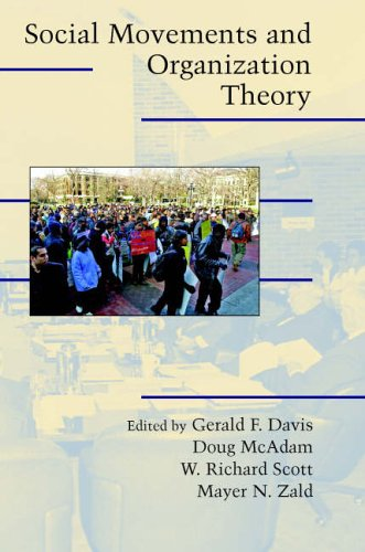 Social Movements and Organization Theory 9780521548366