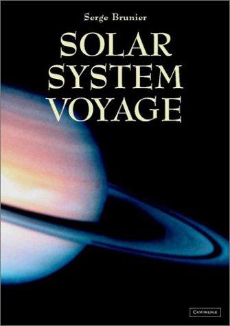 Solar System Voyage 9780521807241
