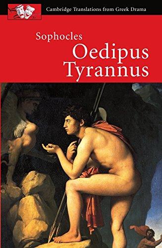 Sophocles: Oedipus Tyrannus 9780521010726
